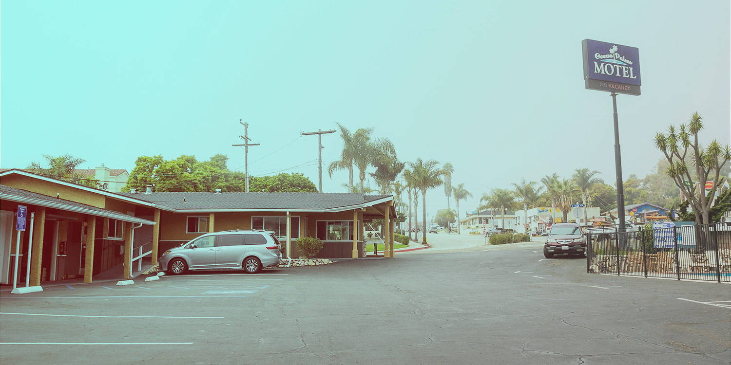 WELCOME TO THE OCEAN PALMS MOTEL  FAMILY-FRIENDLY ACCOMMODATIONS IN PISMO BEACH, CA